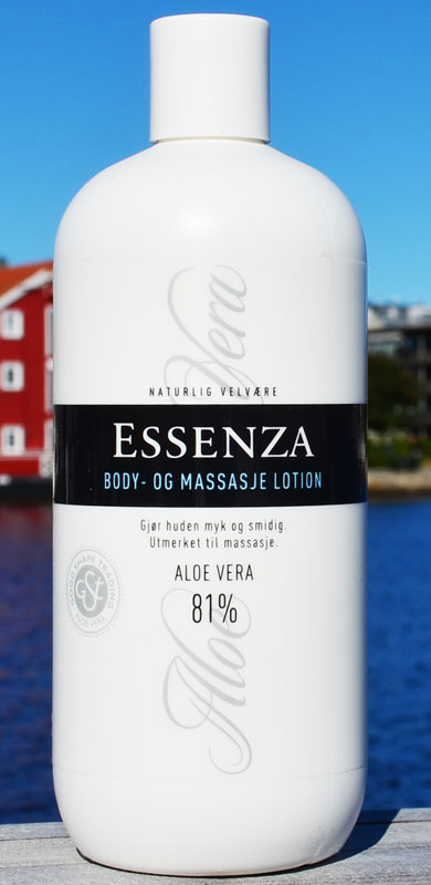 Essenza Body- og Massasjelotion (81%)