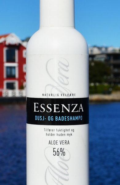 Essenza Dusj- og Badeshampo (56%)