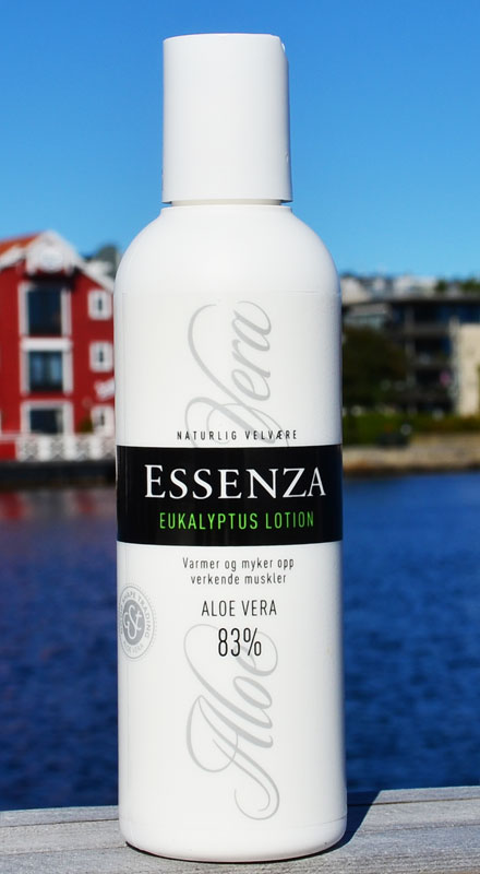 Essenza Eukalyptus Lotion