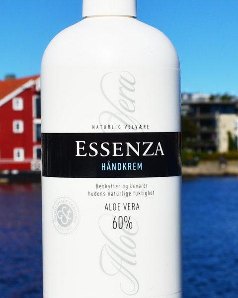 Aloe Vera Håndkrem 500 ml (nøytral)