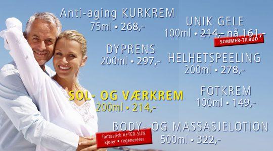 Sommerhud 8 tips til hudpleie på sommeren